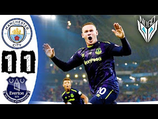 DOWNLOAD: Manchester City Vs Everton 1-1 – Highlight & Goals Premier League 21/08/2017