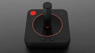 Classic Joystick de Atari VCS