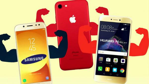 الأرقام الجديدة تكشف عن أكثر الشركات مبيعا للهواتف الذكية