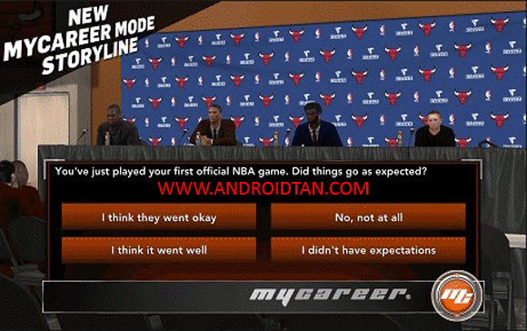 NBA 2K15 Apk Latest Version