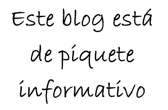 LA TARCOTECA Contrainfo: Manual del Piquete