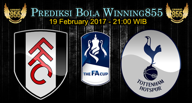 Prediksi Skor Fulham vs Tottenham Hotspur 19 February 2017