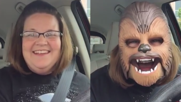 Chewbacca Mom Halloween Costume - and many other modest Halloween costume ideas!