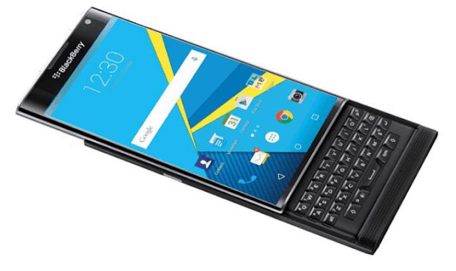 مواصفات وسعر الهاتف BlackBerry Priv  بالصور