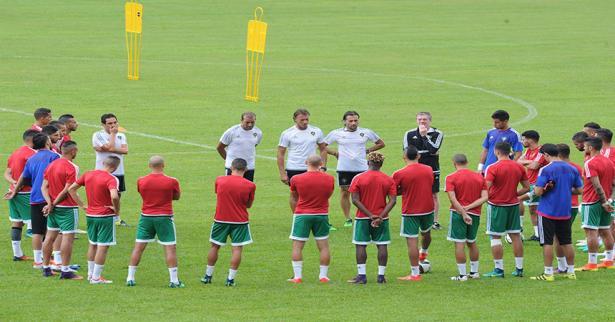 هذا هو المنتخب الافريقي الاقرب لمواجهة المنتخب الوطني المغربي وديا !!
