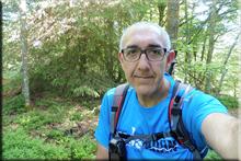 Astakurutz mendiaren gailurra 671 m. - 2018ko ekainaren 23an