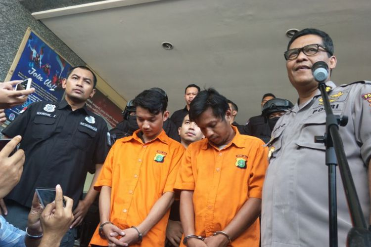 Inilah Dua Pengeroyok Anggota TNI AL dan AD di Cibubur