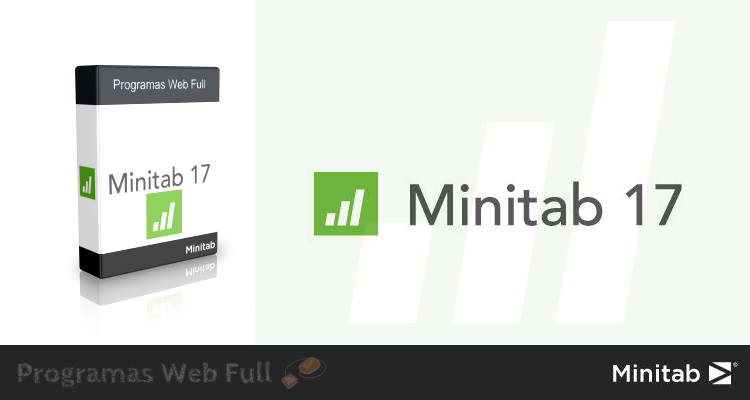 MiniTAB 17.3.1 Dual Edition Full Crack