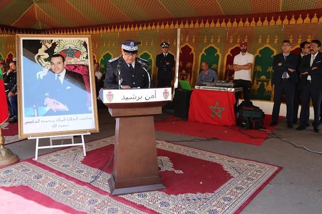 المنطقة الإقليمية للأمن ببرشيد تحتفي بالذكرى 63 لإحداث مؤسسة الأمن الوطني و تستعرض حصيلتها السنوية