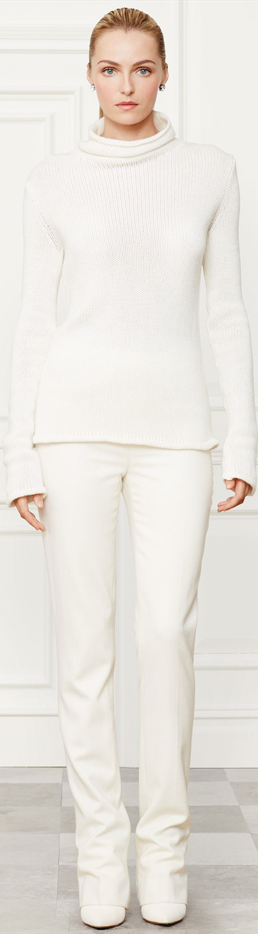 Ralph Lauren Fall 2014 Collection Bradford Pant