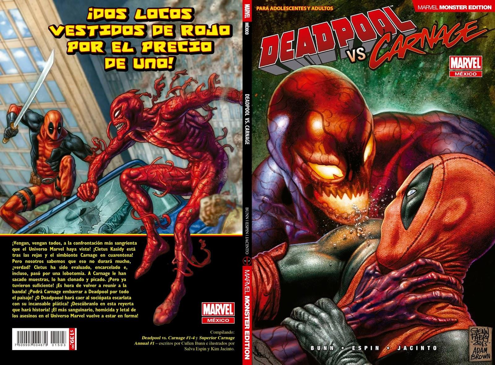 marvel comics mexico