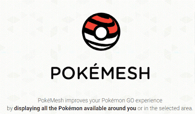Update PokéMesh Real time map 4.2.0 apk