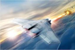 Mengerikan !!! AS Siapkan Jet Tempur Bersenjata Laser