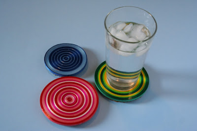 Clever Coasters and Unusual Coaster Designs (15) 7