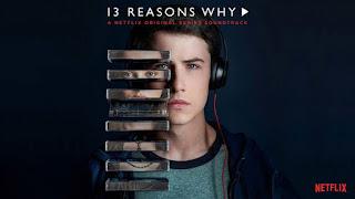 Cubierta de la banda sonora de la serie Por trece razones