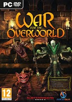 War for the Overworld Heart of Gold