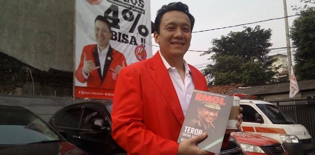 Ketum PKPI: Feeling Saya, Demokrat Pasti ke Jokowi