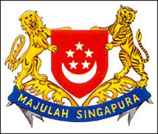 Singa sebagai Lambang Negara Singapura - berbagaireviews.com