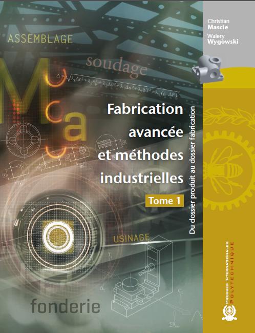 Populaire Livres scientifiques gratuits: Fabrication avancée et méthodes  BG35