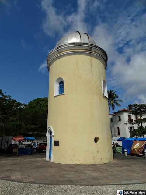 O que fazer em Olinda em 1 dia (PE) - Observatório Astronômico do Alto da Sé
