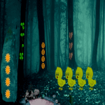 8bGames Spooky Forest Esc…