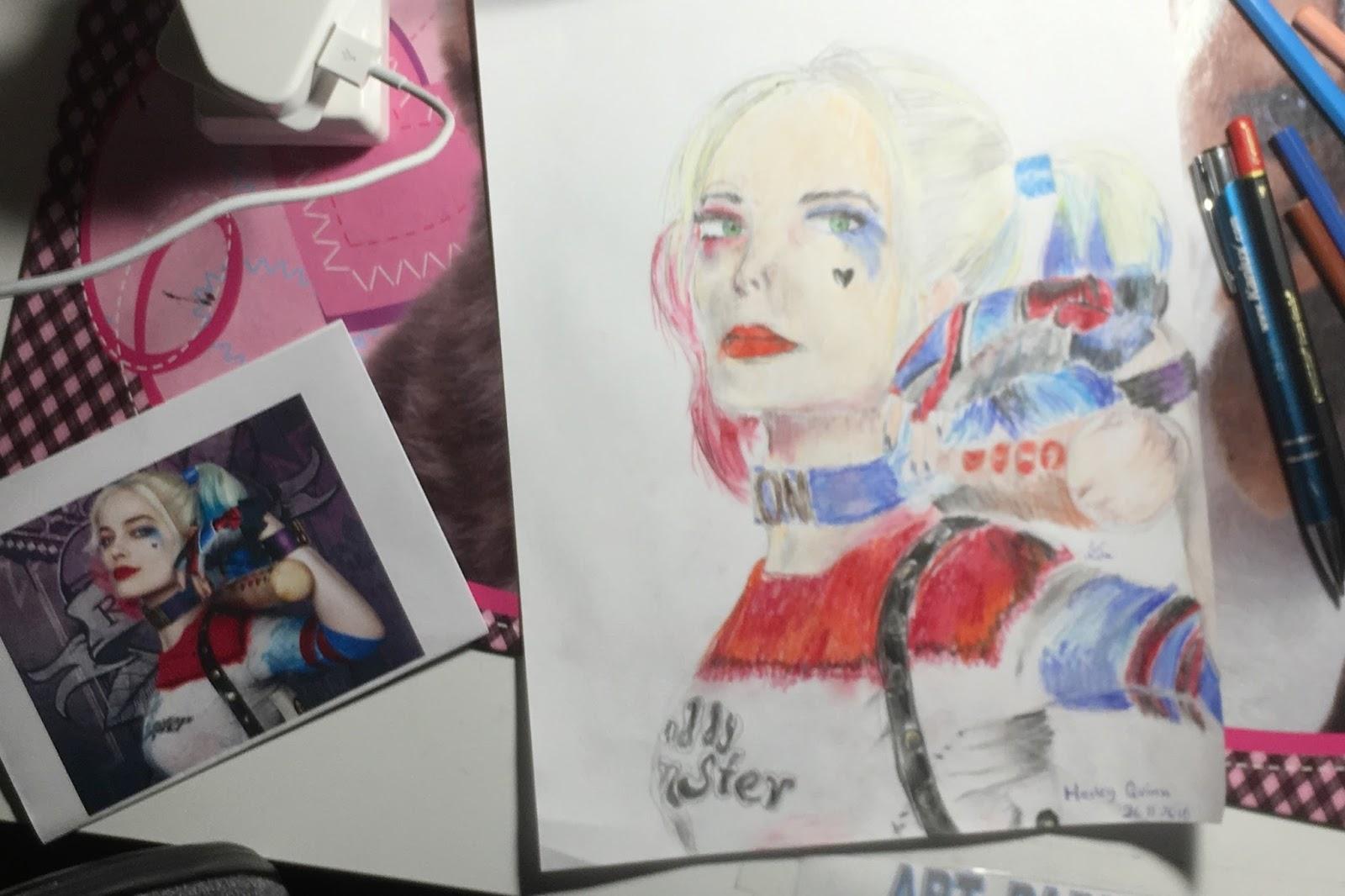 Ulubione O NIEZWYKŁYCH MOWA: Harley Quinn i te święta ZB-07