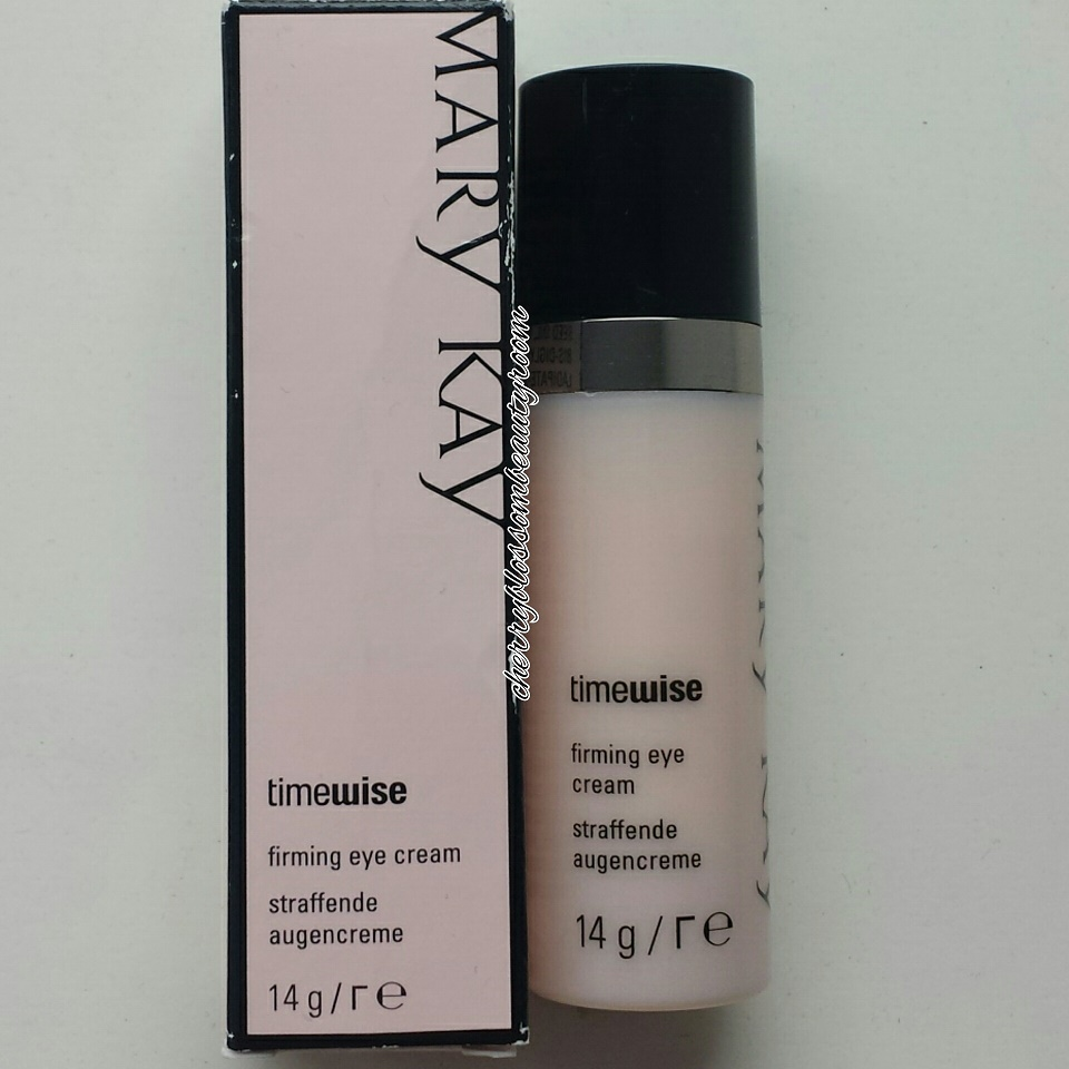 cherryblossombeautyroom review mary kay timewise firming eye cream straffende augencreme. Black Bedroom Furniture Sets. Home Design Ideas