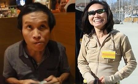 Nguyễn Hữu Vinh và Nguyễn Thị Minh Thúy (Ảnh Internet)