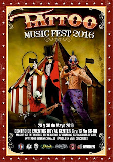 TATTO MUSIC FEST 2016 !