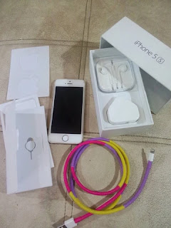 Dusbok Iphone 5s Garansi International