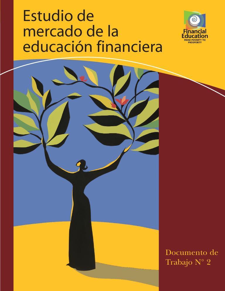 Estudio de mercado de la educación financiera