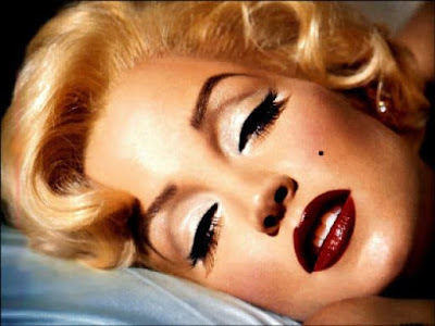 Marilyn Monroe Makeup look