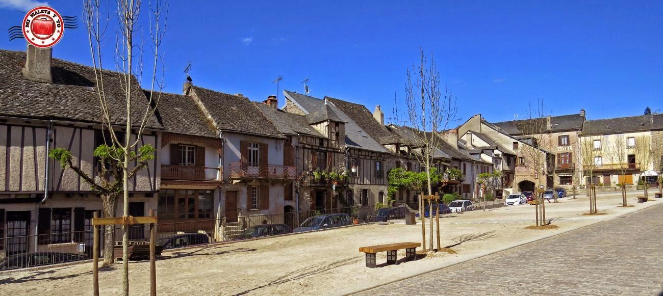 Najac, Francia