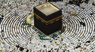 Gambar Kabah Terbaru Tawaf dan Shalat di Masjidil Haram