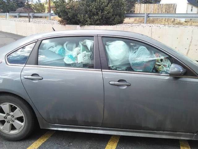 Some of Car Humor to Make Your Day (18 pics).
