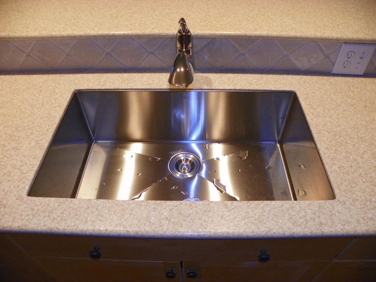 Replace Undermount Sink Corian - Sink Ideas