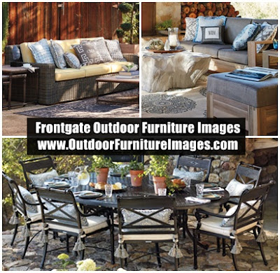 Outdoor Furniture by Frontgate