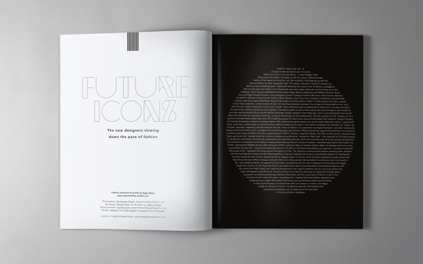 30 Stylish Examples of Layouts in Magazine Design - Jayce ...
