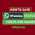 Download Status Foto Video WhatsApp Tanpa Aplikasi Tanpa Root