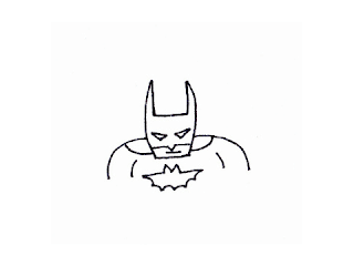 apprendre-a-dessiner-batman-7 Comment dessiner Batman