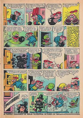 Ali Oli, Tio Vivo 2ª nº 405 (9 diciembre 1968)