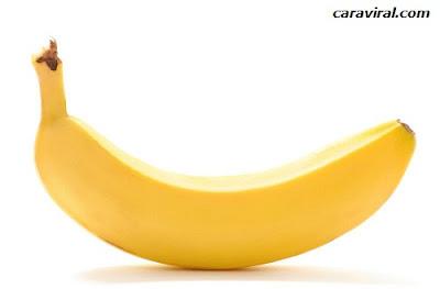 cara memutihkan wajah dengan pisang