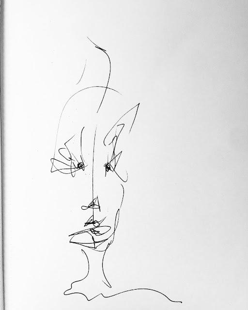 Dibujo de Emilio Gallego