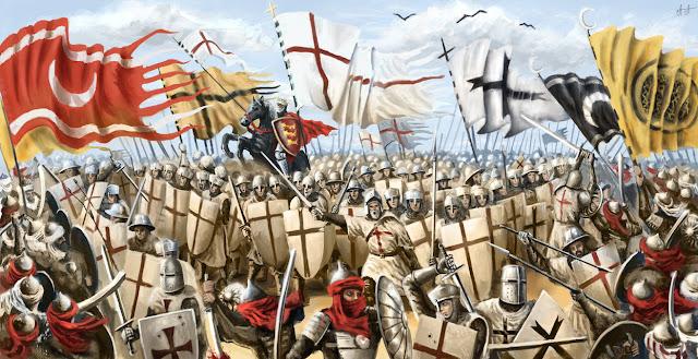 kondisi perang salib