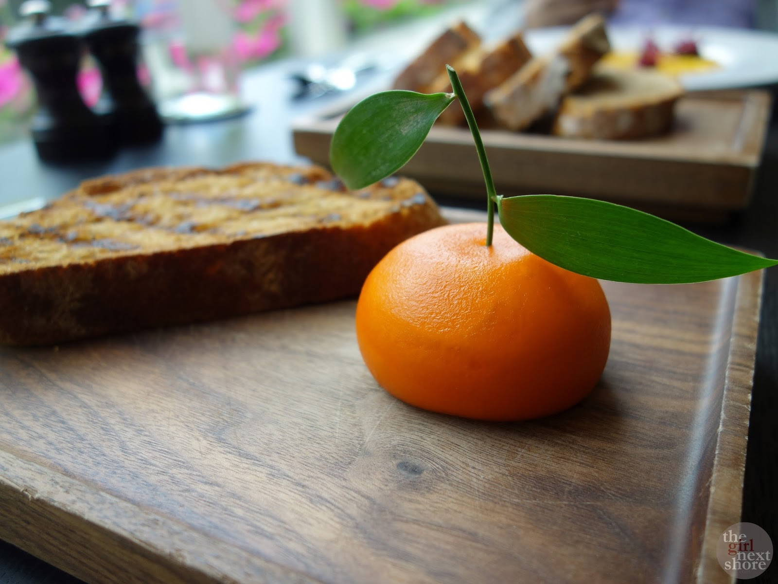 Meat Fruit - Heston Blumenthal | The Girl Next Shore