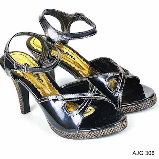 Sepatu High Heels Dari Java Seven