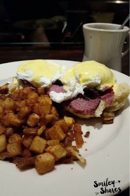 Eggs Benedict; Counter Cafe; Austin