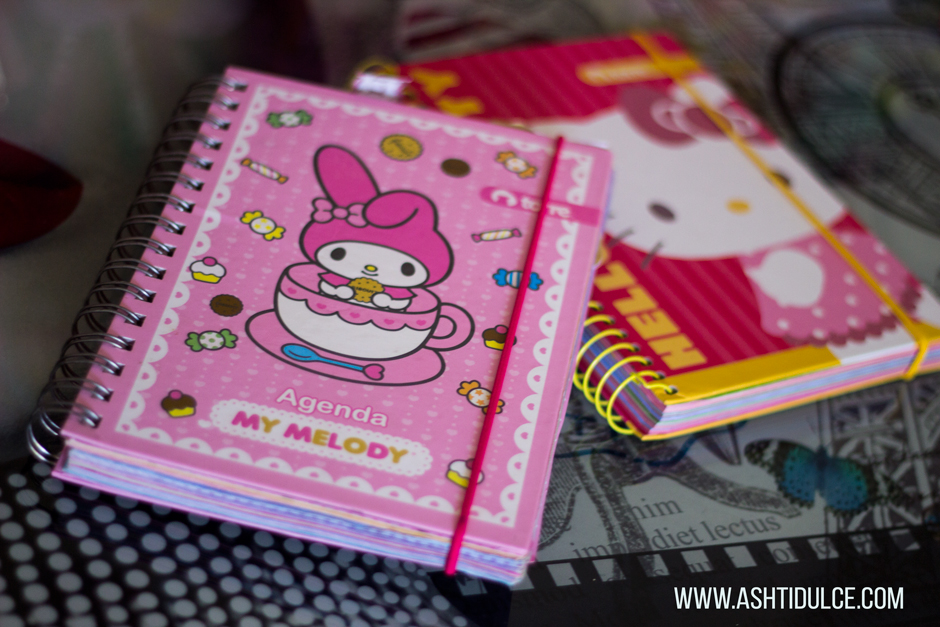 Agendas Hello Kitty