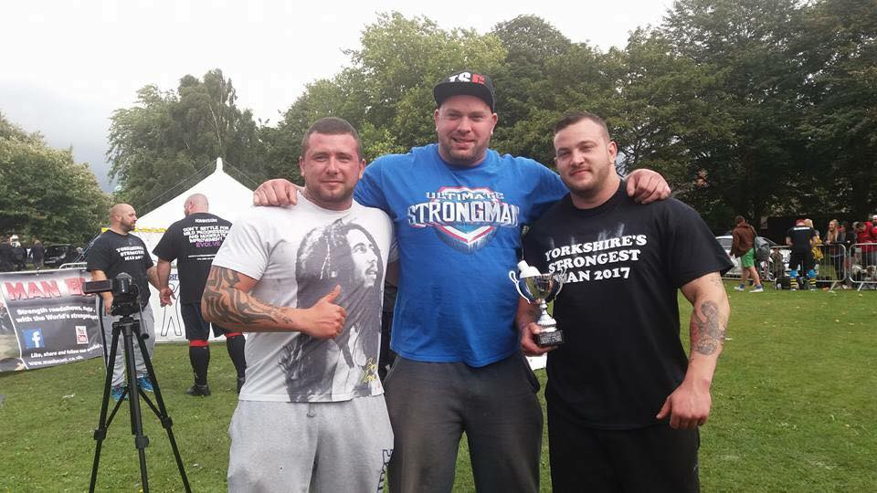 Yorkshire's Strongest Man 2017 - Rumble in Rotherham!