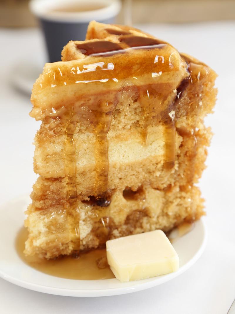 Maple Syrup Cake Recipe